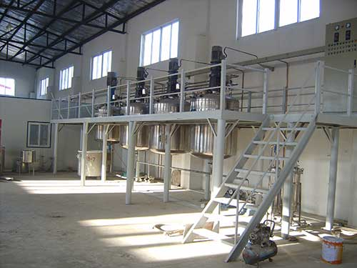Lubricant Oil Blending Plant Manufacturers & Exporters from India