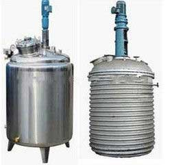 Anti corrosion jacketed stainless steel tanks / chemical mixing tank From India