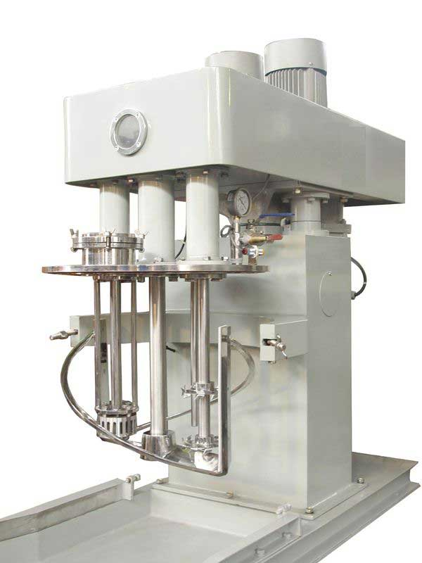 Chemical Powerful stationary high speed shear mixer Multifunction From India