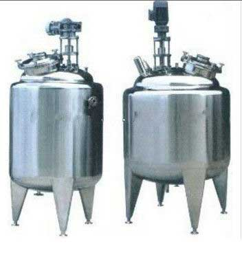 Corrosion resistant pharmaceuticals Stainless Steel Reaction Vessel for mixing India