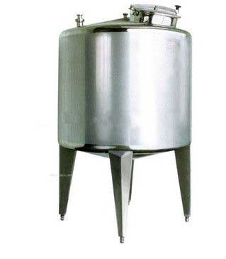 Custom made Homo Stainless Steel Mixing Tank for chemical reaction From India