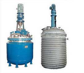 Jacket Reactor chemical mixing tank for formulating / dissolving From India