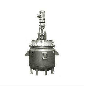 Jacketed Reaction Stainless Steel Reactor Vessel for cooling / heating - From India