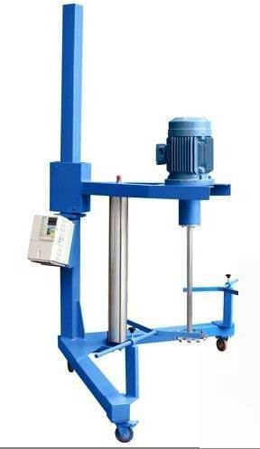 Pneumatic lifting high-speed dispersion machine From India