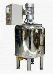 Stainless Steel SUS 304 Reactor / Heating Jacketed reactor - From India