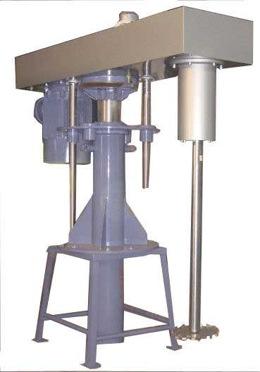 Super - power High Speed Disperser strong shear for large scale From India