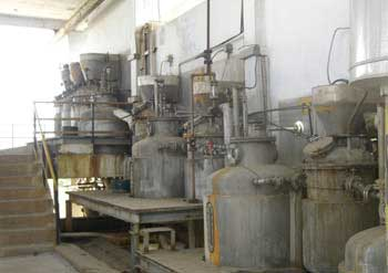 Continuous Nitration Systems Manufacturers from India