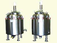 Chemical Storage Vessel