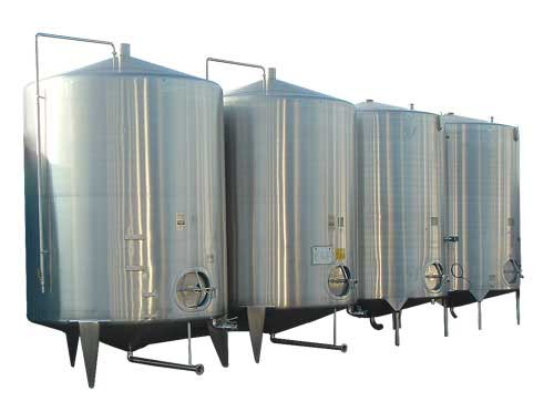 Storage Tank, Storage Vessel Manufacturers & Exporters from India