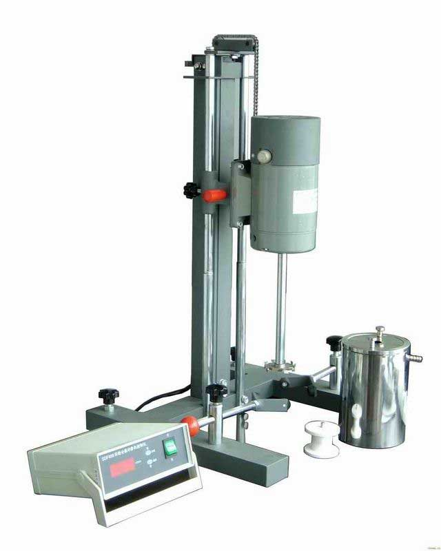 Laboratory High Speed Disperser 400KW 0 - 8000rpm for dyestuff From India
