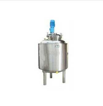 Pharmaceutical Chemical Stainless Steel Reactor for making base liquids India