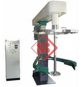 Pneumatic clamping High Speed Disperser for chemical industry From India