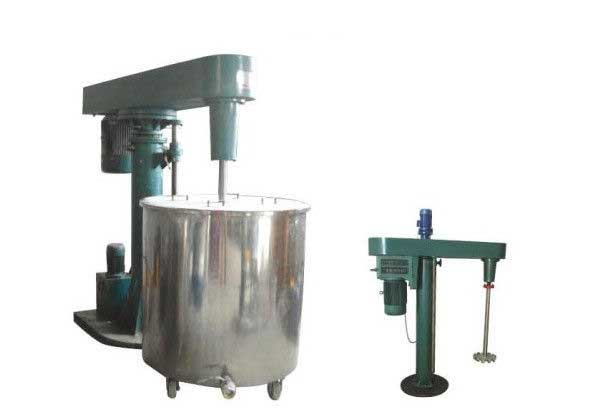 YRD Hydraulic lifting high shear lab mixer light weight explosion proof From India
