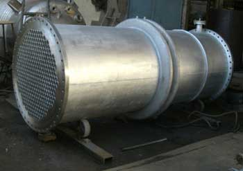 150 M² Capacity Heat Exchanger