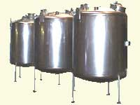 Juice Storage Vessel