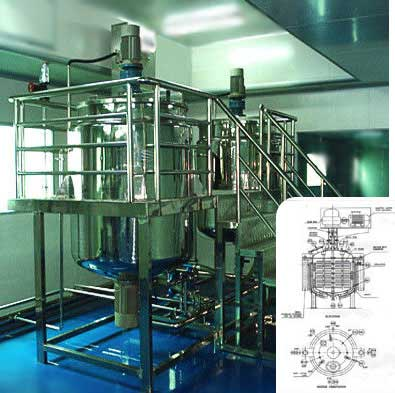 Shampoo Manufacturing Plant, Hair Oil Manufacturing Plant Manufacturers & Exporters from India
